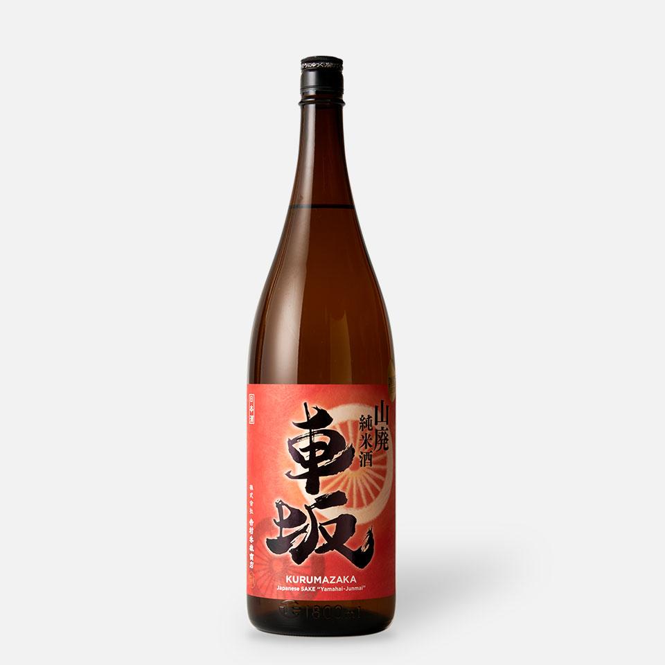 ロンドン酒チャレンジ、金賞受賞! 『車坂山廃純米酒』