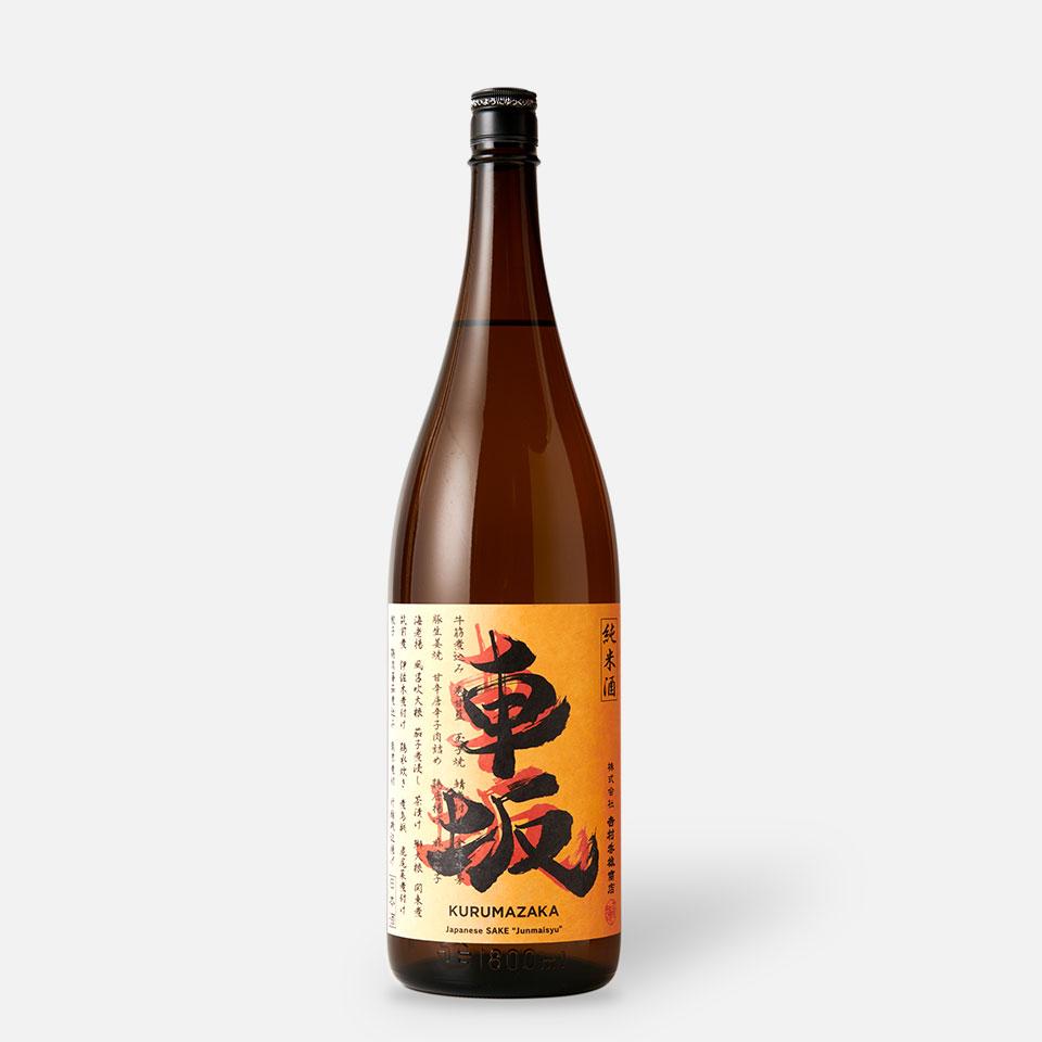 車坂 純米酒