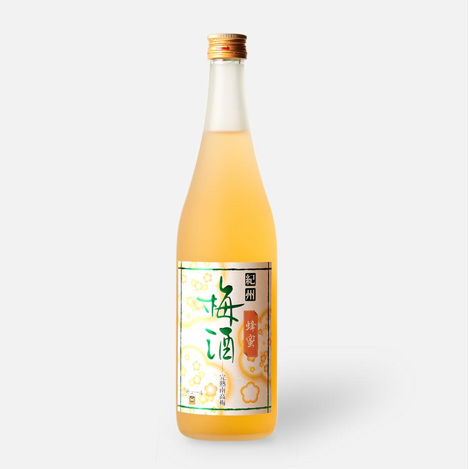 紀州完熟南高梅 蜂蜜梅酒