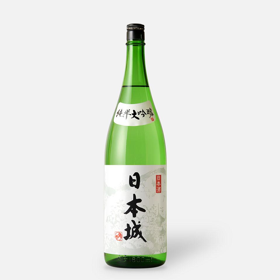 日本城 純米大吟醸酒