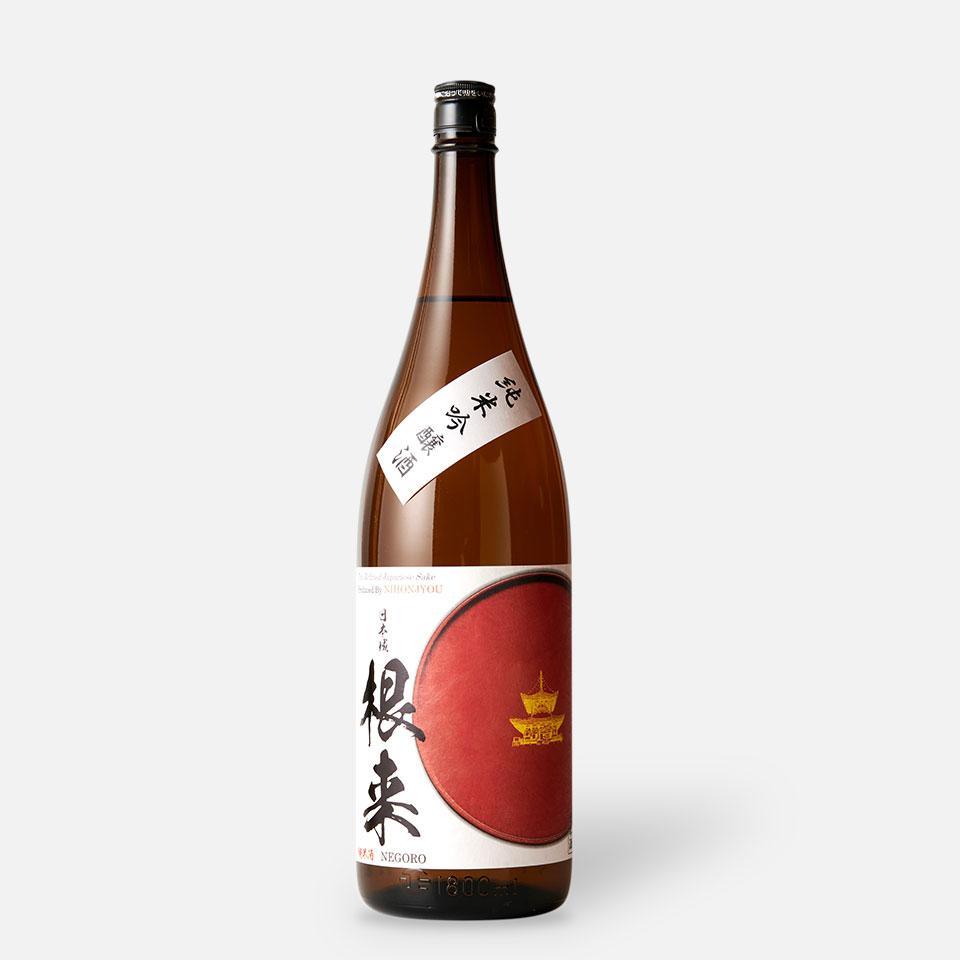 日本城 根来 純米吟醸酒