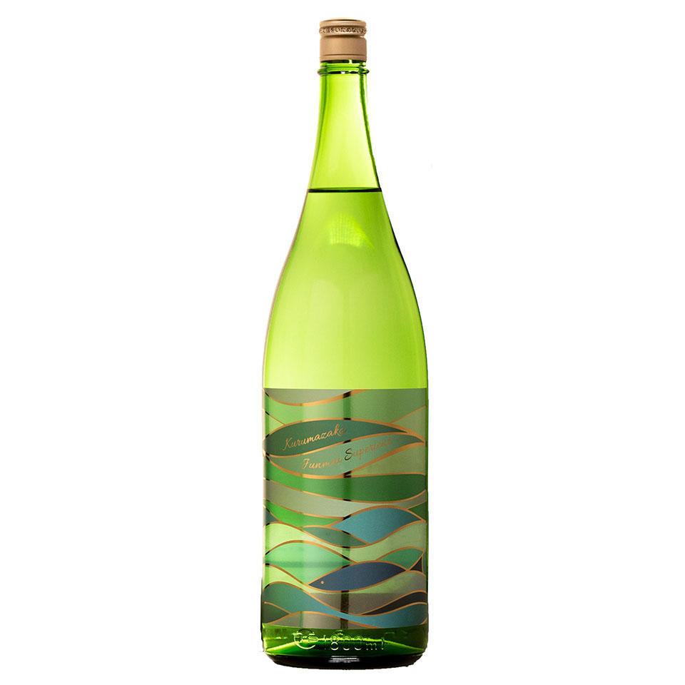 新酒『車坂 特別純米生酒』を発売