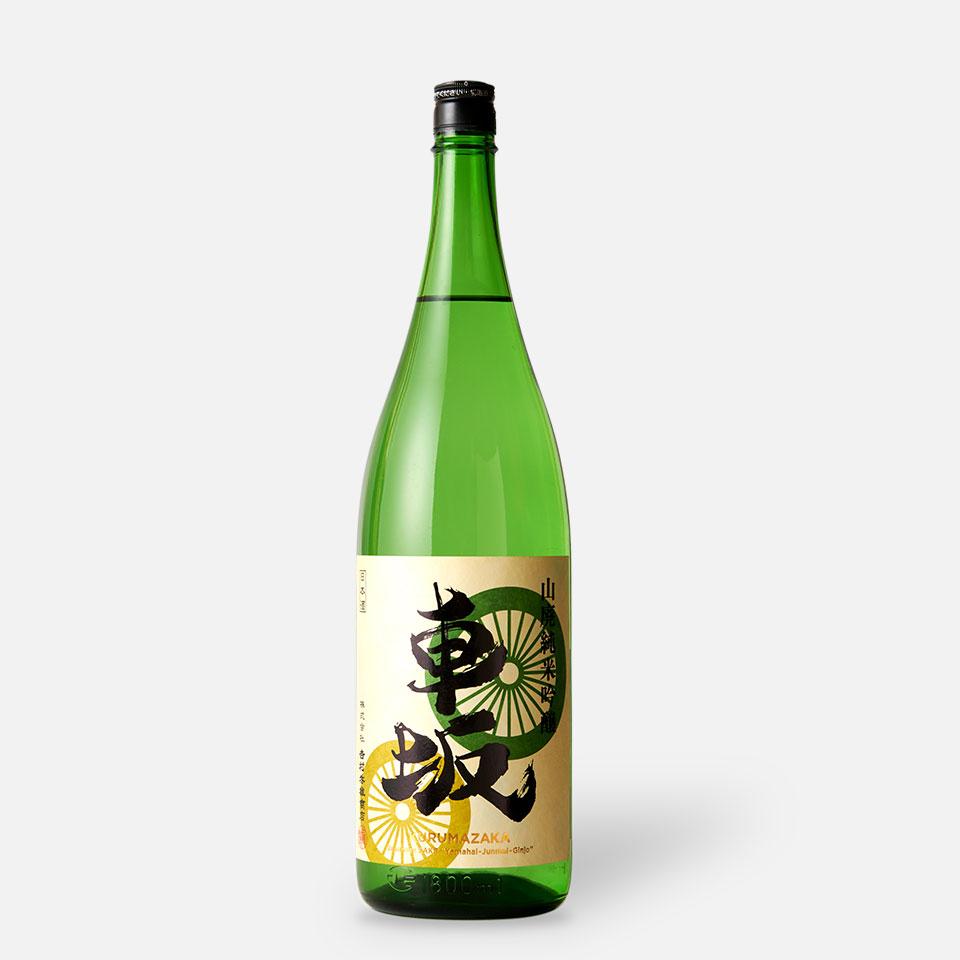 Kurumazaka Yamahai-Junmai-Ginjo